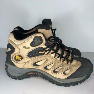 Merrell reflex mid gore Tex smoke waterproof boots